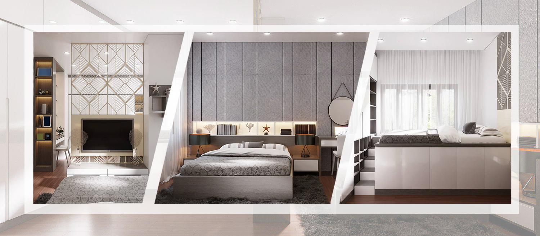 Phòng ngủ đẹp 2019