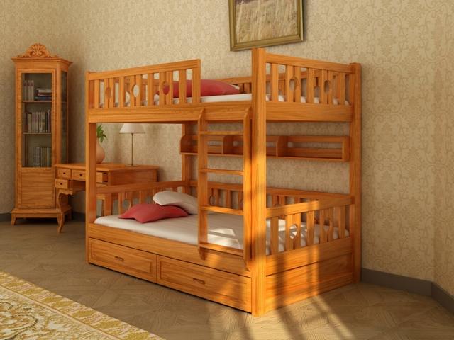 5 tips chọn giường tầng trẻ em chuẩn không cần chỉnh 2