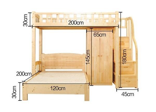 5 tips chọn giường tầng trẻ em chuẩn không cần chỉnh 3