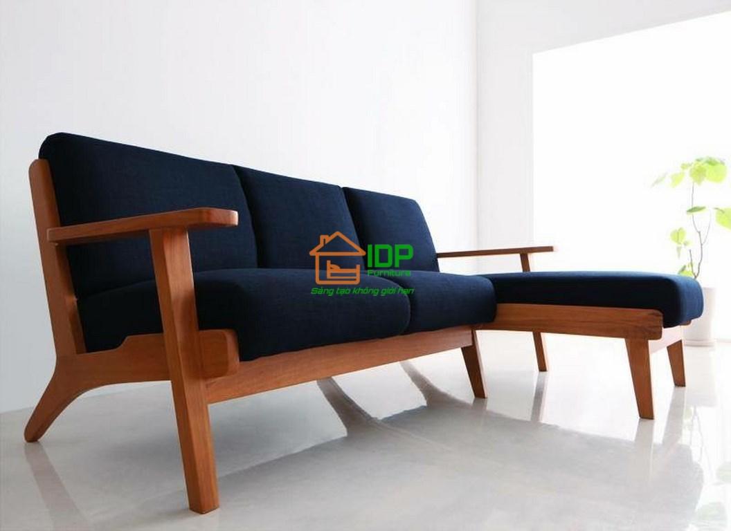 sofa khung gỗ