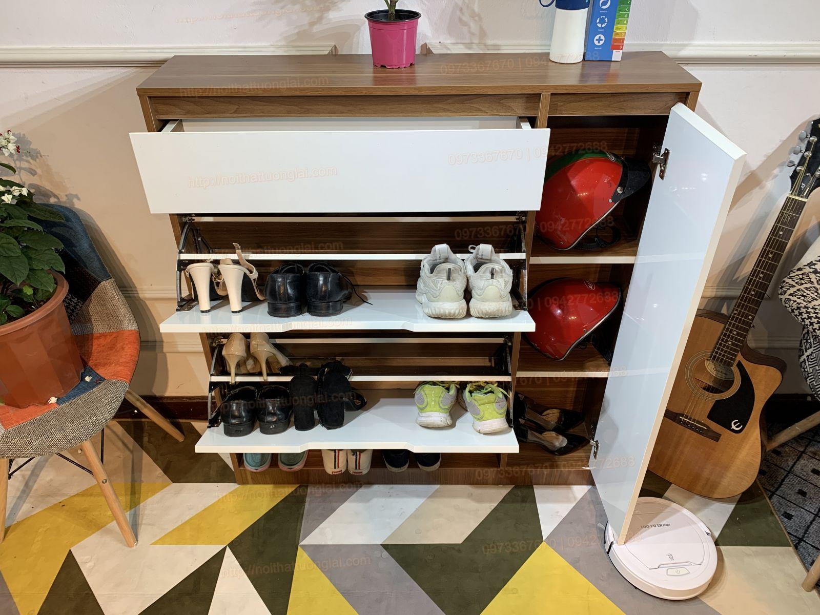 tủ giầy thông minh tại hà nội