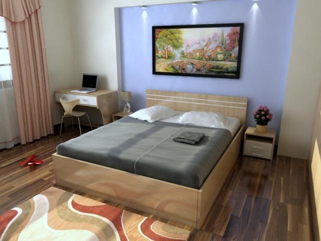 mẫu giường ngủ đẹp