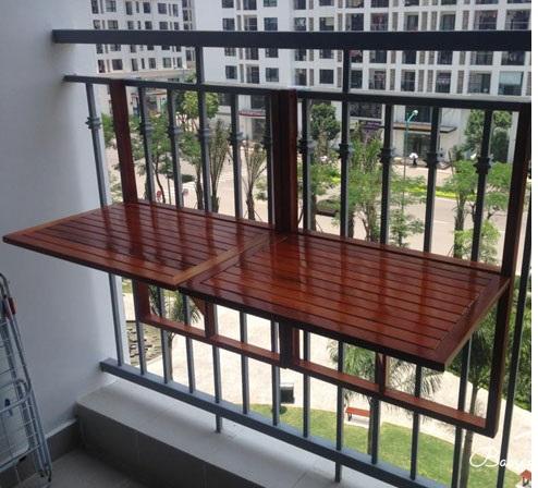 bàn ghế chung cư
