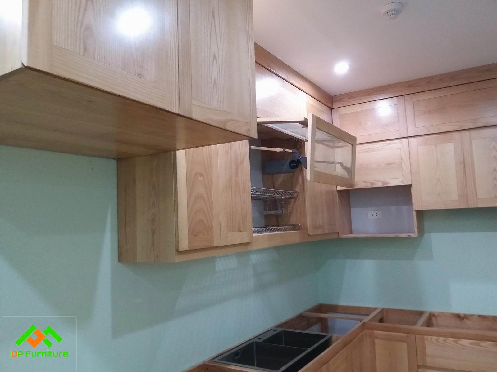 Báo giá tủ bếp 2016