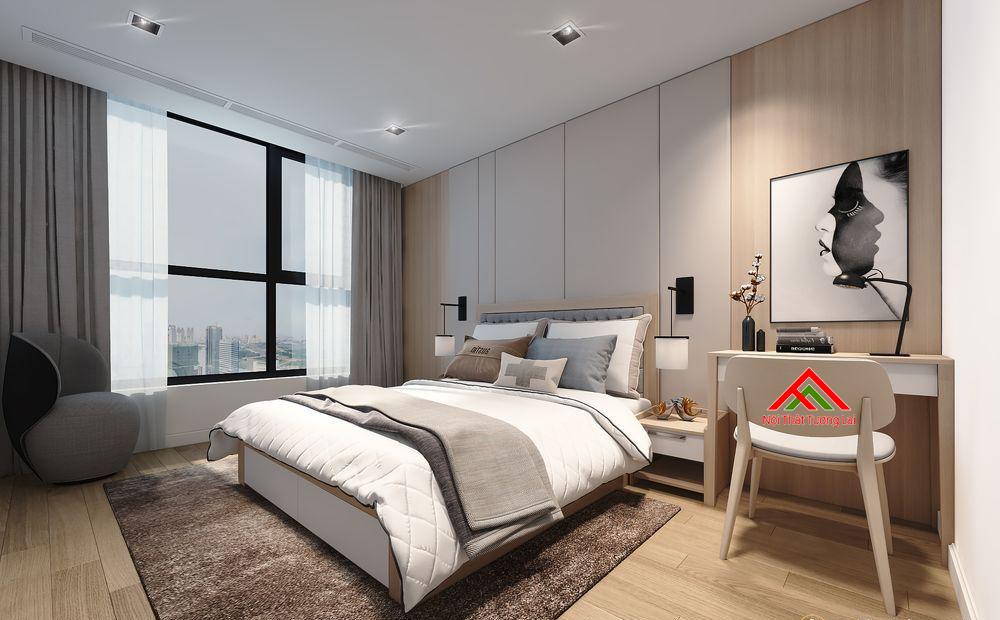 Cách đặt giường ngủ đúng phong thủy để bài trừ tai ương 3