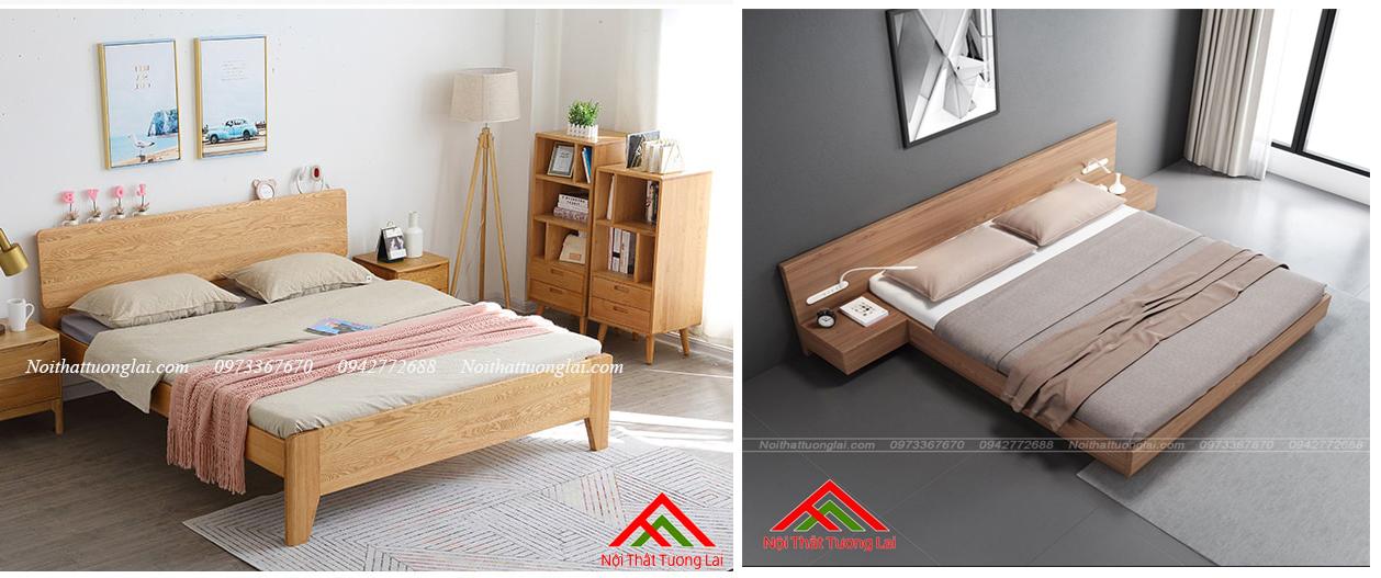 Nên chọn mua giường gỗ tự nhiên hay giường gỗ công nghiệp? 3