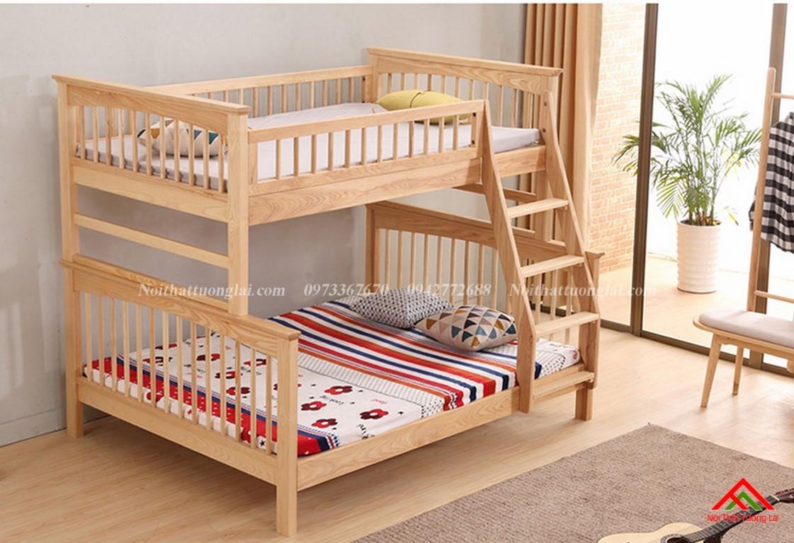 Giường ngủ 2 tầng trẻ em GT6822 8