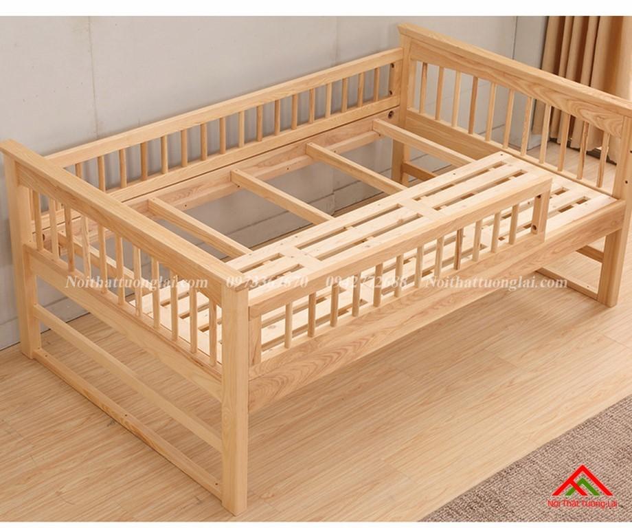 Giường ngủ 2 tầng trẻ em GT6822 9
