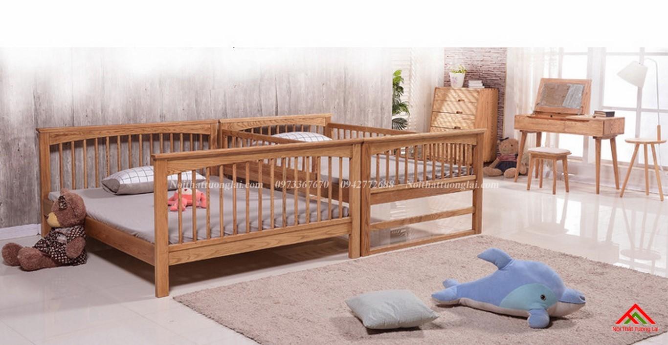 Giường ngủ 2 tầng trẻ em GT6822 11