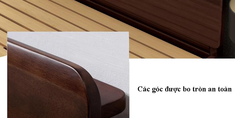 Giường ngủ thông minh có 3 ngăn lưu trữ đồ GN6825 7