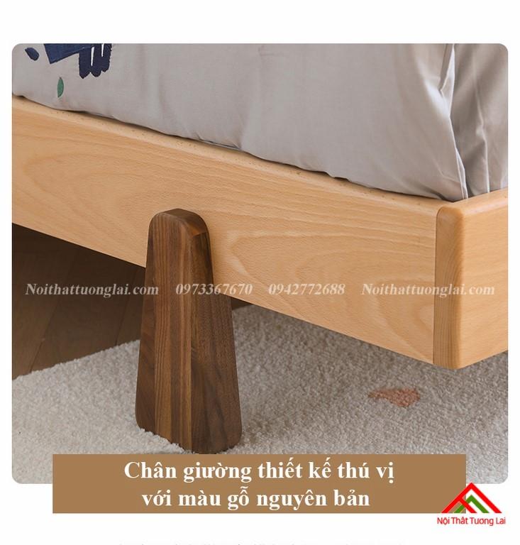 Giường ngủ trẻ em cho bé trai GB6807 6