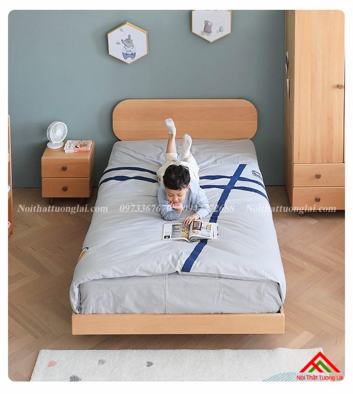 Giường ngủ trẻ em cho bé trai GB6807 4