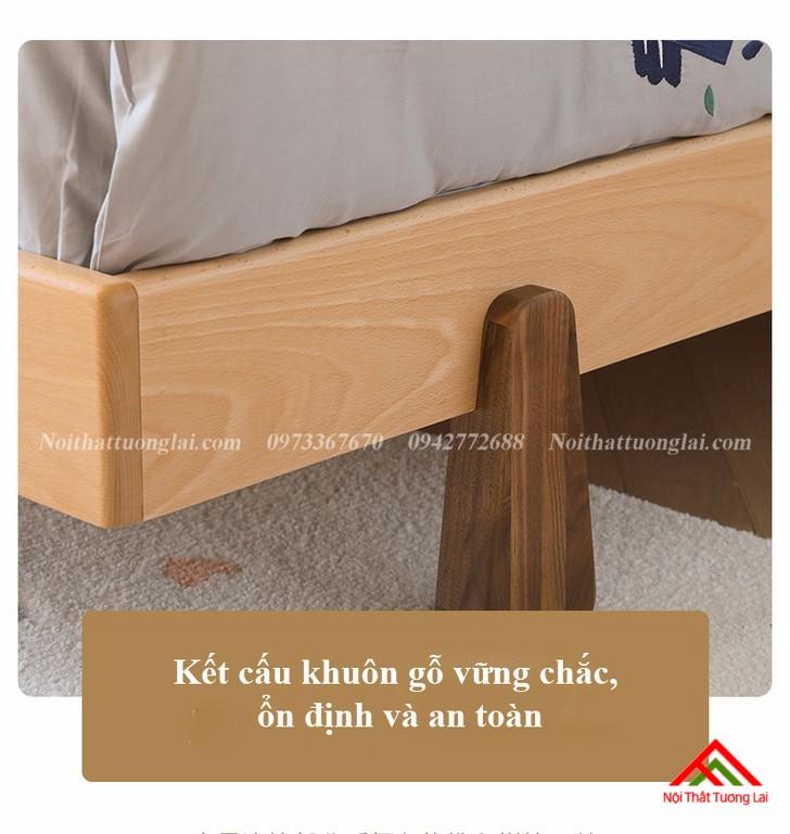 Giường ngủ trẻ em cho bé trai GB6807 5