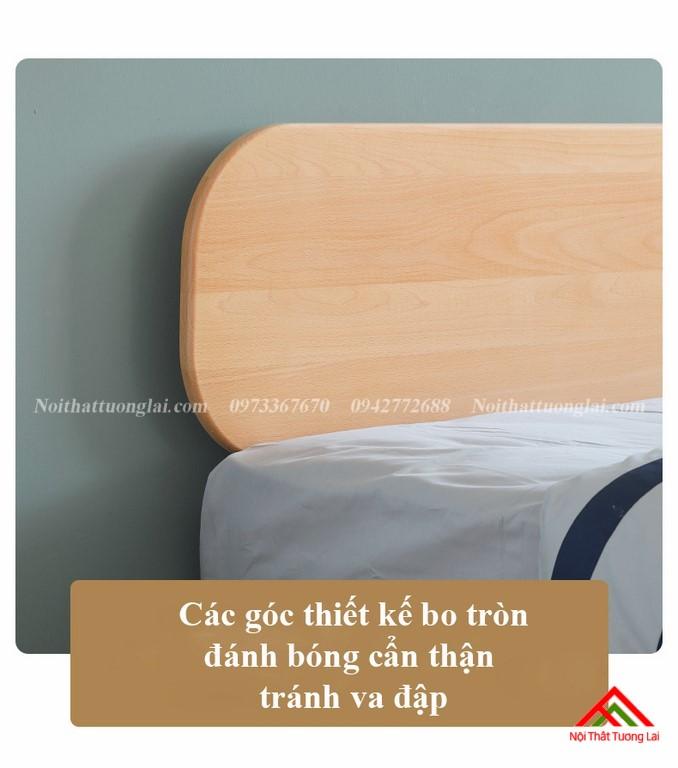 Giường ngủ trẻ em cho bé trai GB6807 9
