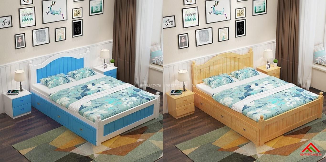 Giường ngủ cho bé GB6803
