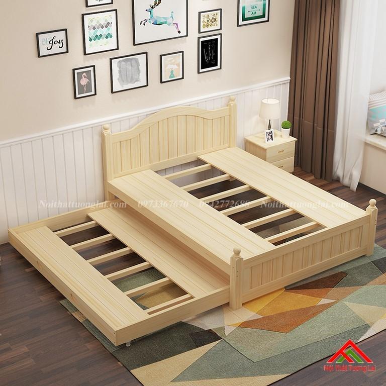 Giường ngủ trẻ em GB6803 hiện đại 2