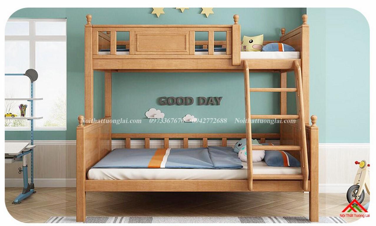 Giường tầng đẹp cho bé GT6829 6