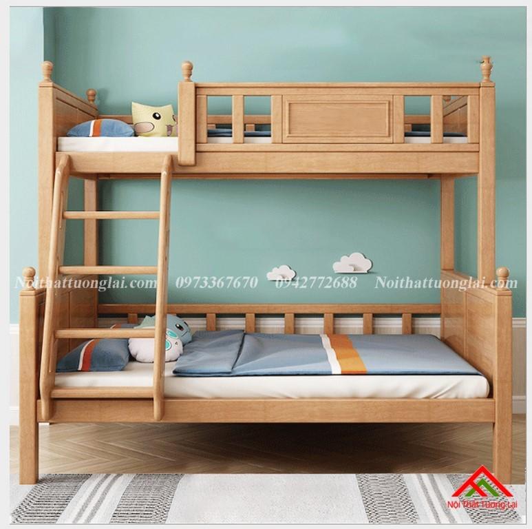 Giường tầng đẹp cho bé GT6829 1