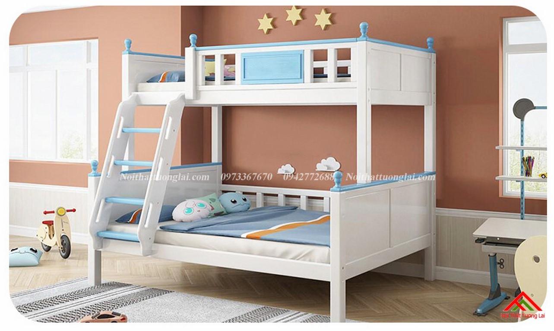 Giường tầng đẹp cho bé GT6829 7