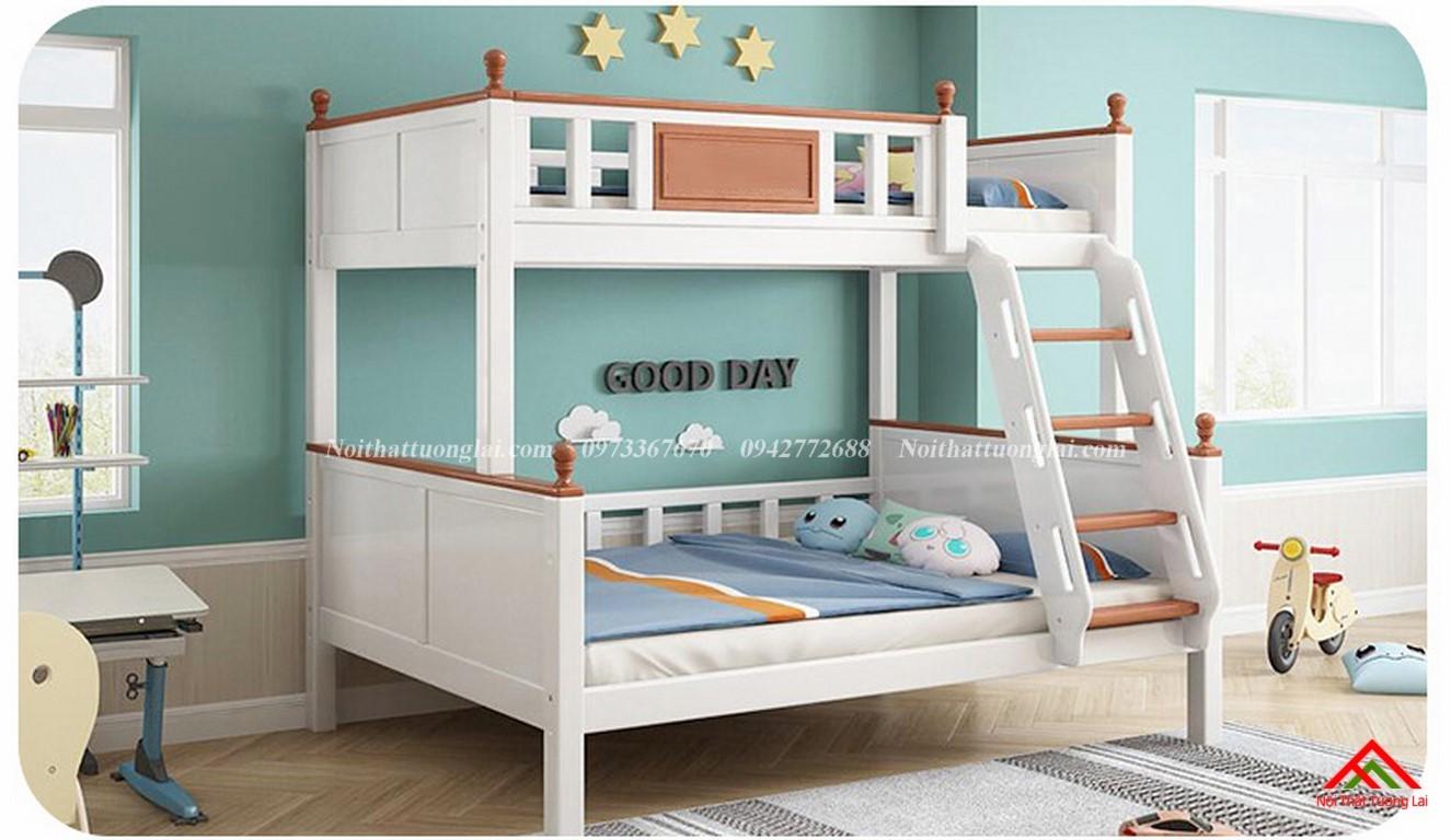 Giường tầng đẹp cho bé GT6829 8