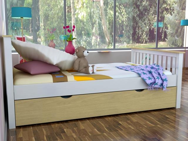 giường trẻ em 2 tầng