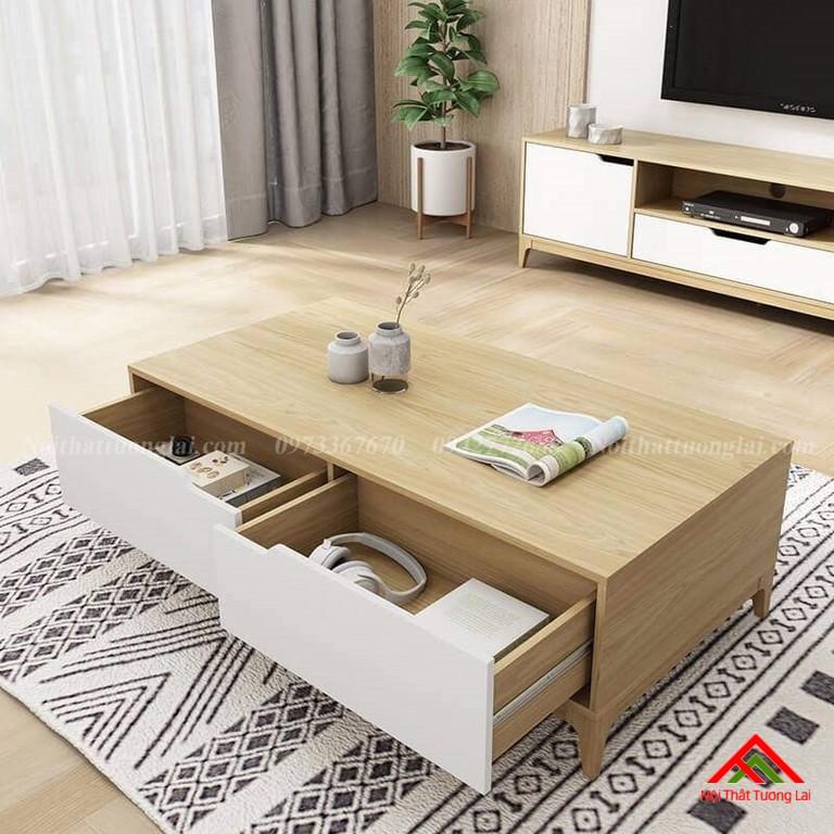 Kệ tivi gỗ công nghiệp KE6818 thiết kế hiện đại 7