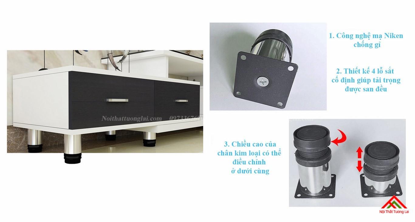 Kệ tivi thiết kế thông minh KE6812 8