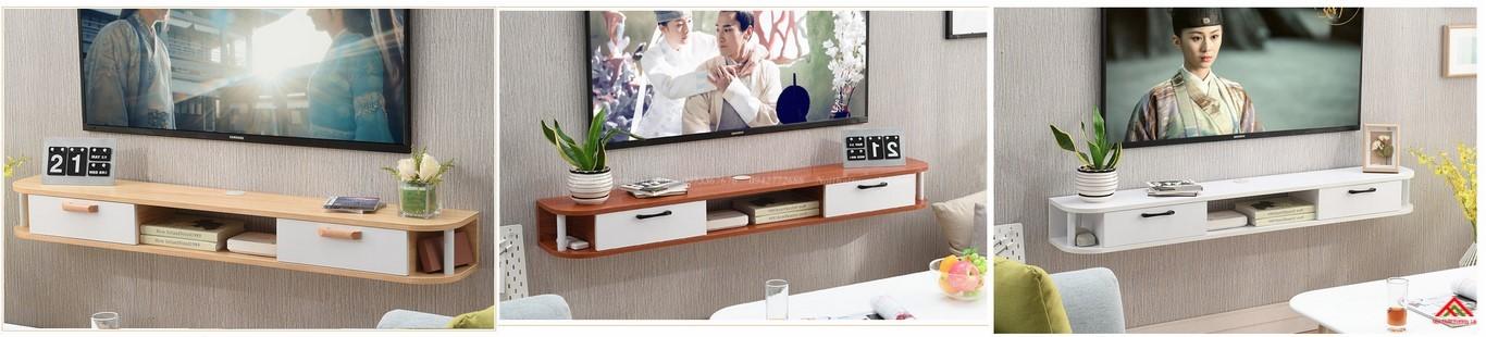 www.123nhanh.com: Kệ tivi treo tường hiện đại giá rẻ