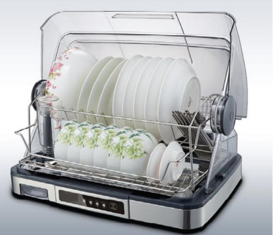 máy sấy bát đĩa để bàn