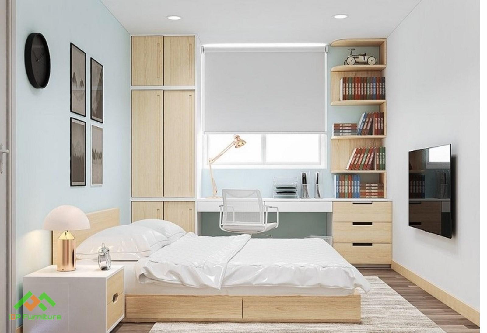 Thiết kế nội thất chung cư nghĩa đô