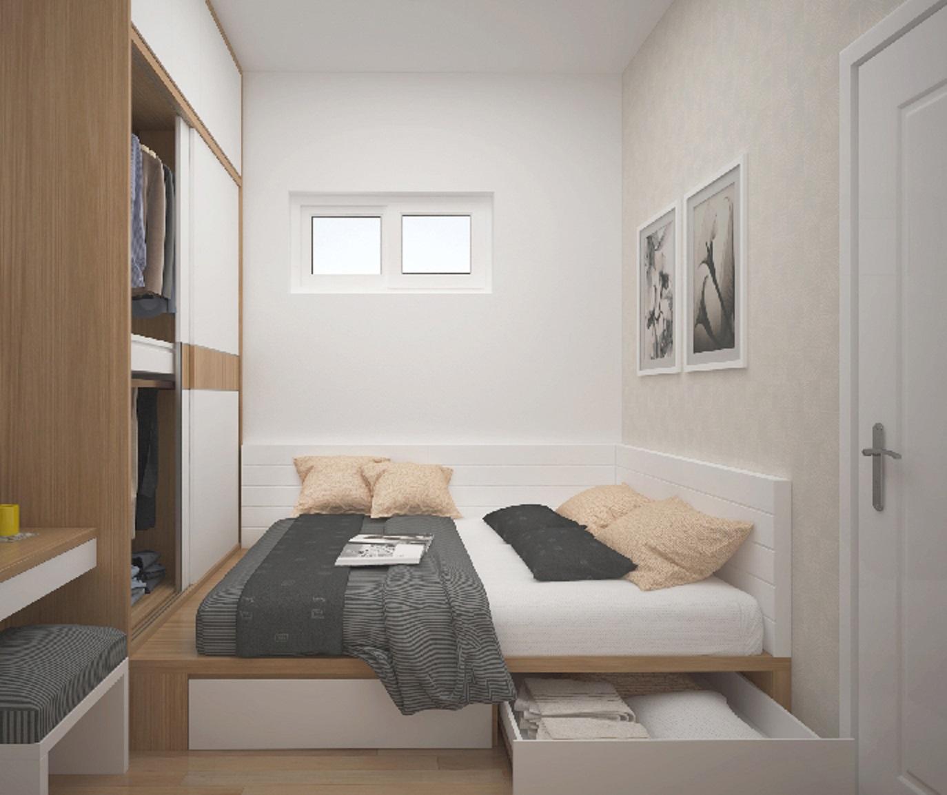 Thiết kế nội thất chung cư time city anh Hưng