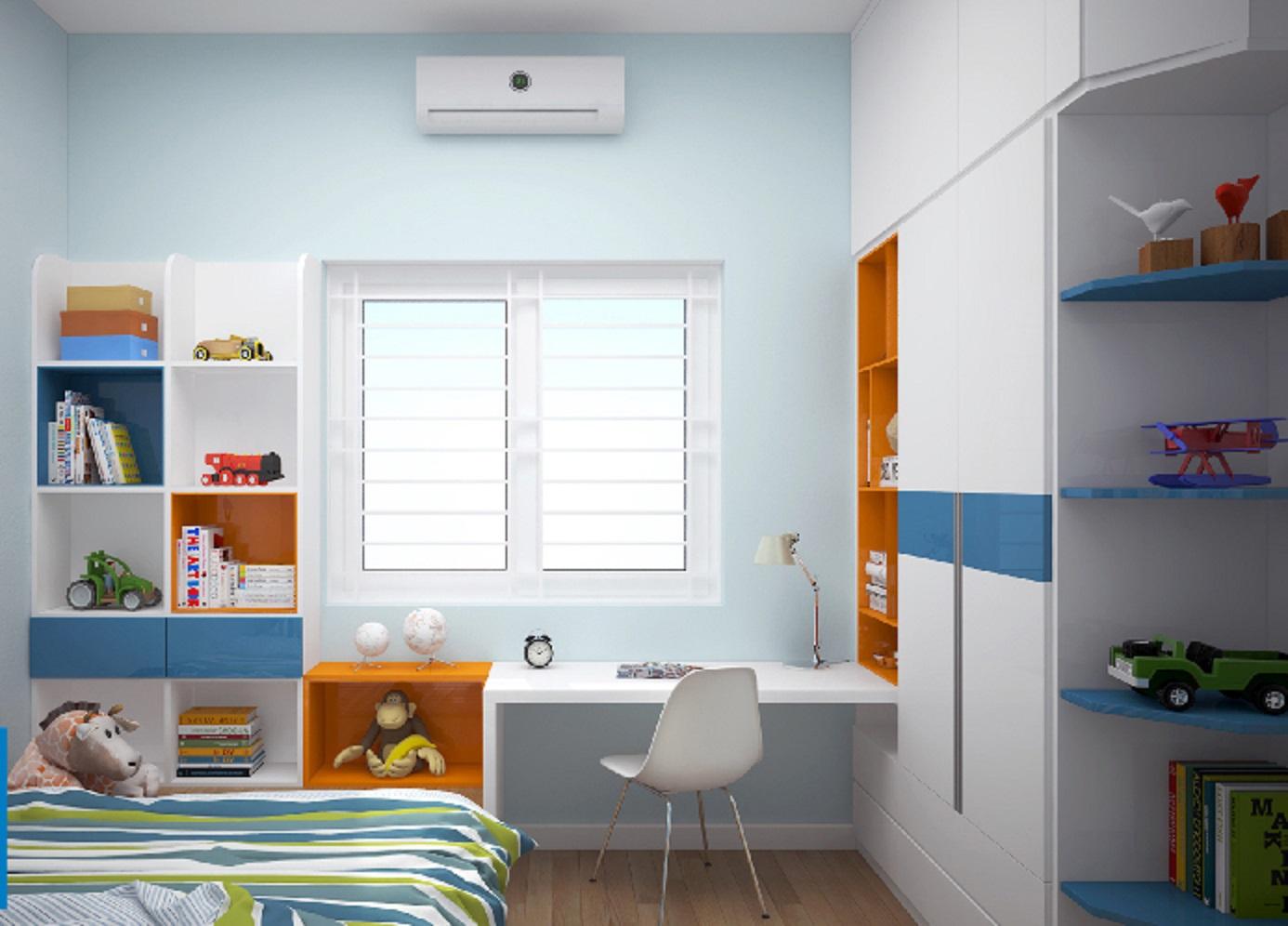 Thiết kế nội thất chung cư time city anh Hưng 2304 T11