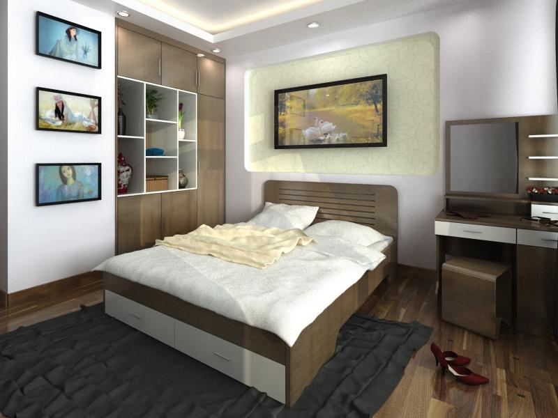thiết kế nội thất giá rẻ cho chung cư cao cấp