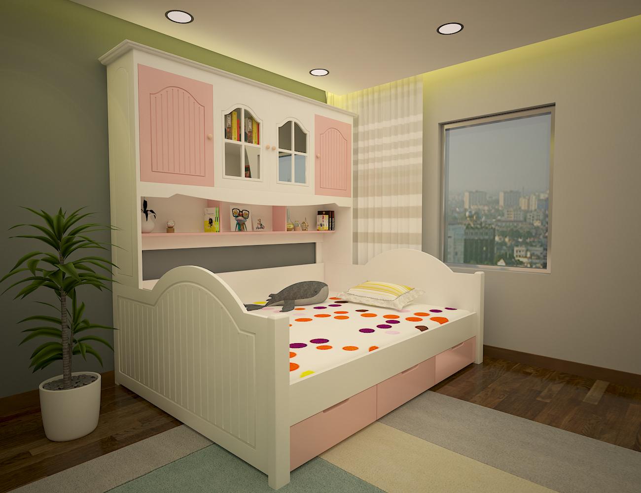Thuộc lòng 5 mẹo chọn giường ngủ nếu bạn muốn bé phát triển khỏe mạnh 5