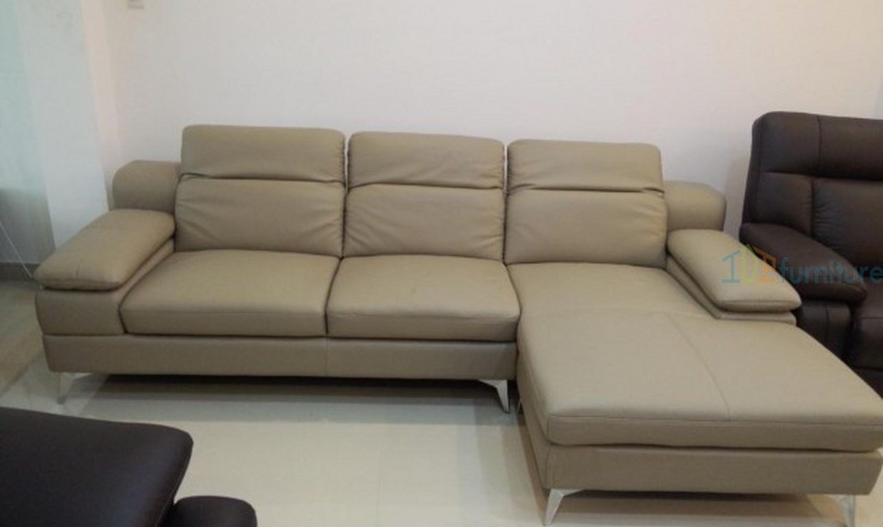bộ sofa da 100 % nhập khẩu