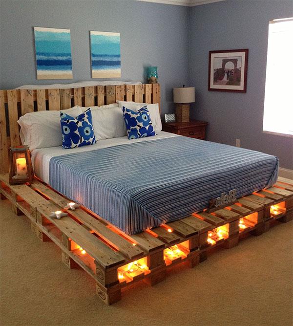 Top 10 mẫu giường gỗ công nghiệp thịnh hành nhất 10