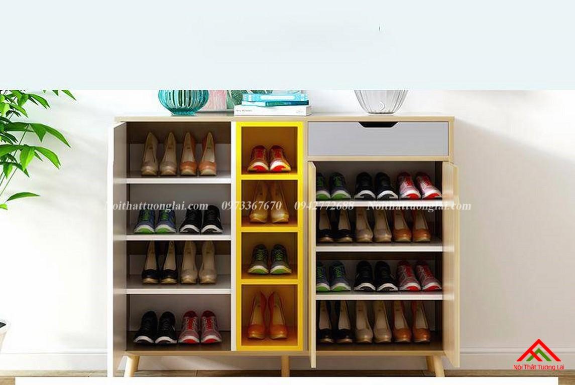 Tủ giày dép thiết kế tiện dụng TG6811 5
