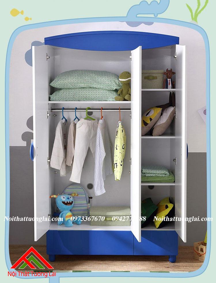 Tủ quấn áo trẻ em QA6805