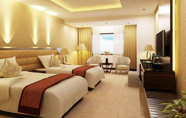 Mẫu thiết kế nội thất khách sạn