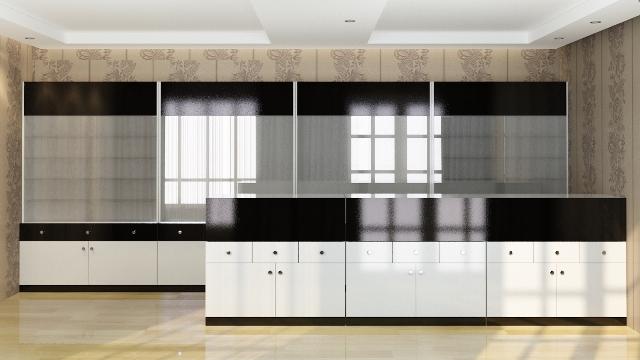 Mẫu thiết kế nội thất showroom