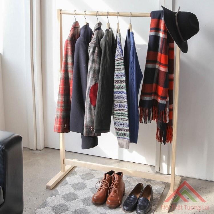 Giá treo quần áo Hàn Quốc