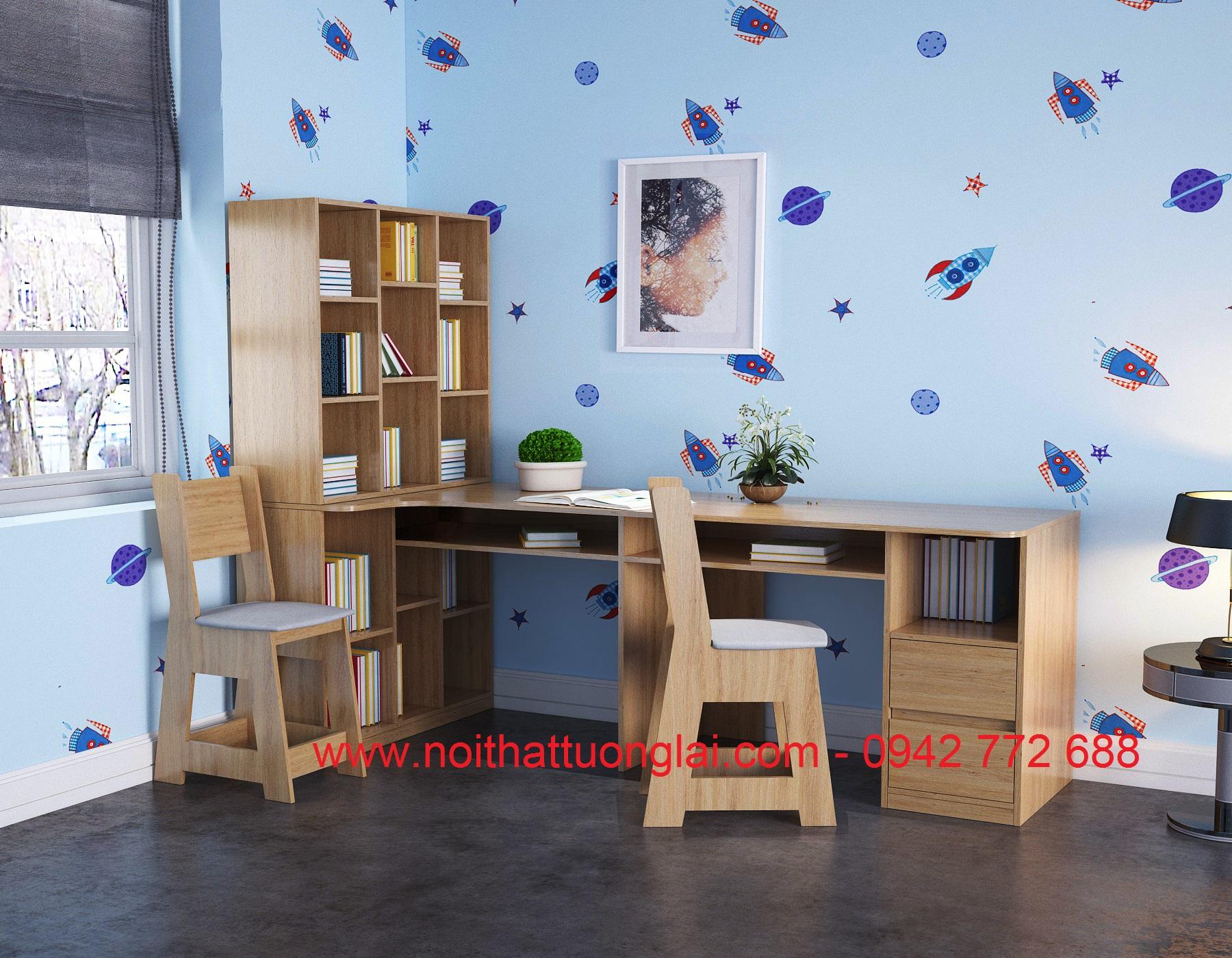 Bàn học trẻ em BH6814