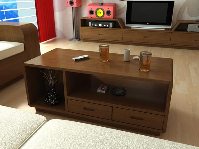 Mầu bàn trà đẹp cho phòng khách BT6801