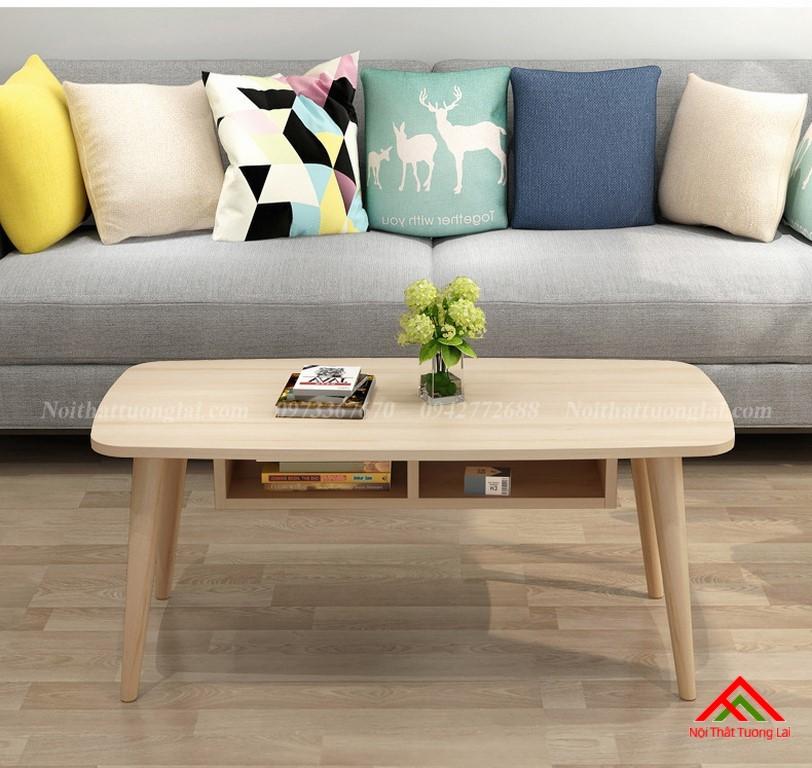 Bàn trà sofa đơn giản mà tinh tế BN6806