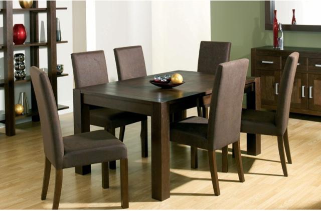 Bộ bàn ăn bằng gỗ BA6803