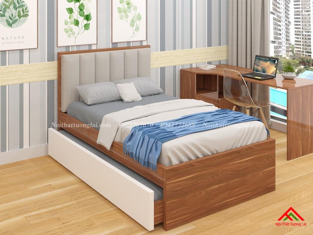 Giường 2 tầng trẻ em tiện dụng GB6805