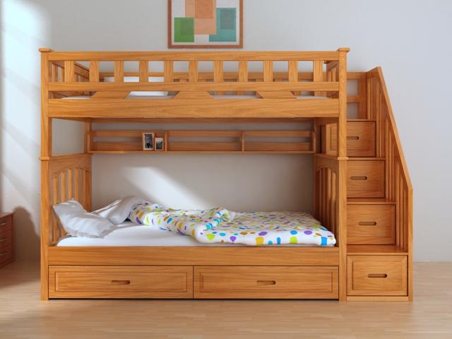 Giường tầng cho bé GT6811