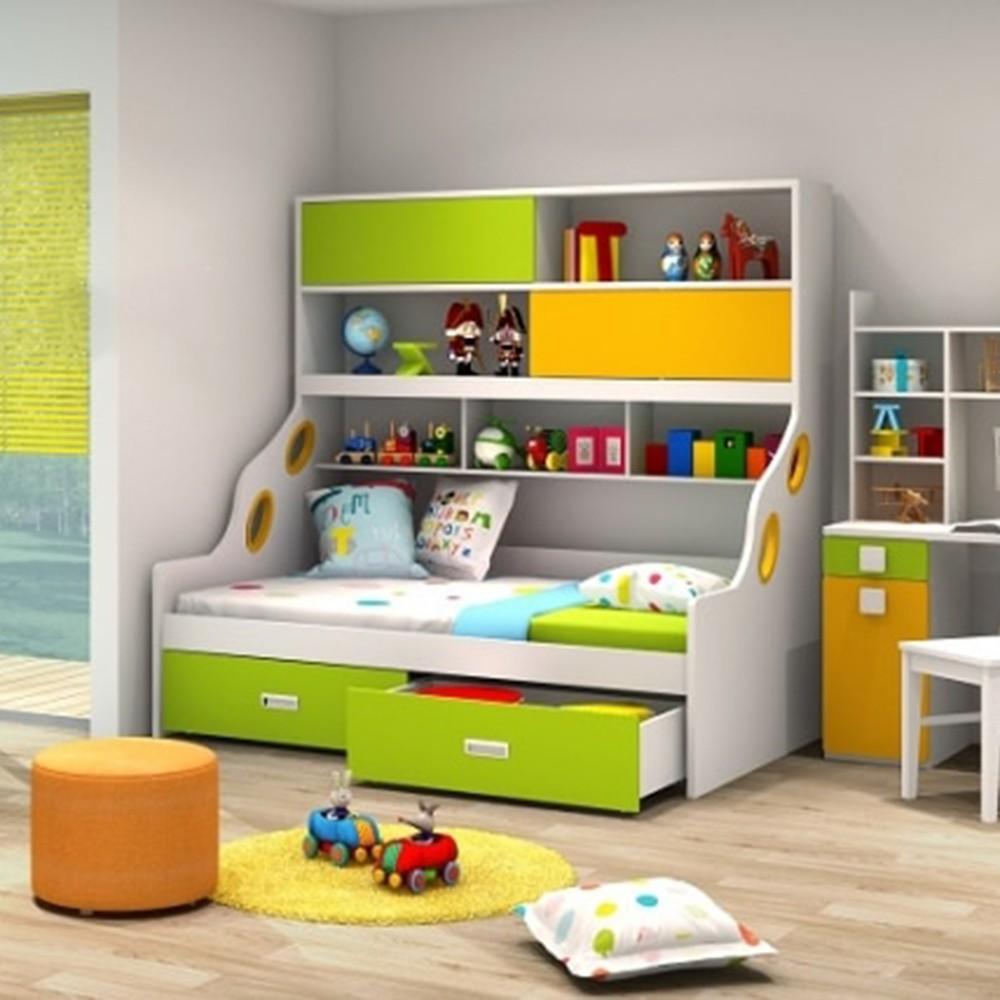 Giường trẻ em đa năng GD6811