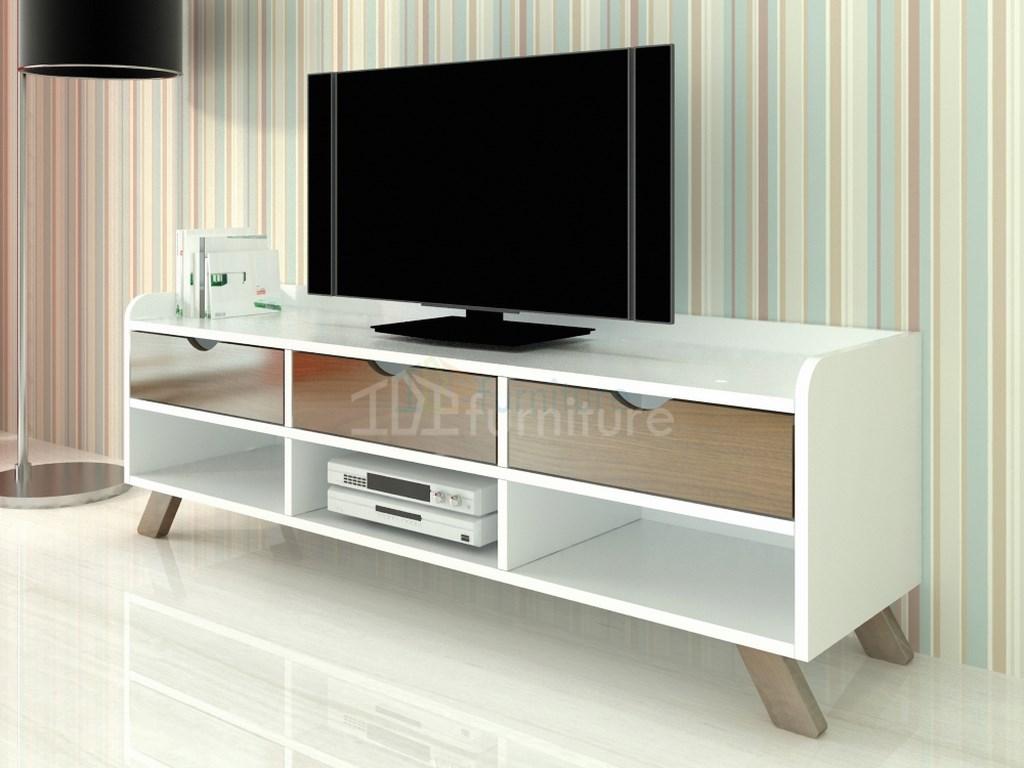 Kệ tivi gỗ phòng khách đẹp KT6805