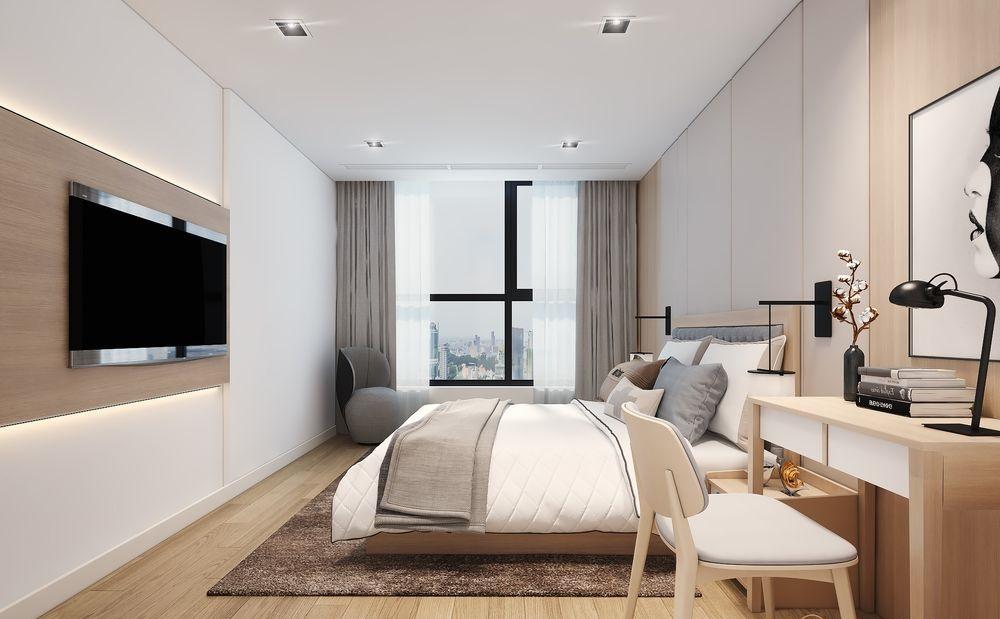Mẫu phòng ngủ đẹp hiện đại  PN60